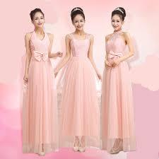 kleider f r brautjungfer sweet rosa kleid lange brautjungfer kleider unter 50 erröten