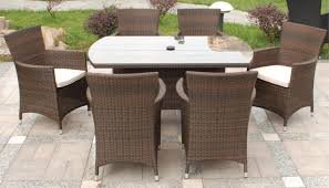 woven patio furniture round rattan patio love chair round ideas