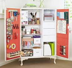 Furniture For Craft Room - craftaholics anonymous small craft room storage ideas