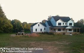 south carolina house house plan 4122wm comes to life in south carolina