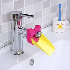 leyaron faucet extender sink handle extender safe fun hand