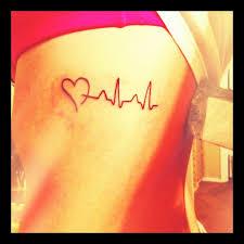 download ekg heart tattoo danielhuscroft com