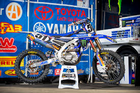 yamaha motocross bikes factory yamaha the machines transworld motocross