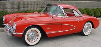 1956 corvette convertible the 1956 chevrolet corvette c1 production statistics and facts