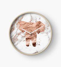 Feminine Clock - feminine clocks redbubble