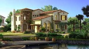 Spanish Style Homes Interior Best Spanish Style Home Designs Pictures Decorating Design Ideas