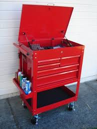 Harbor Freight 5 Drawer Cart Picture Review The Garage Journal Board