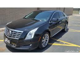 cadillac xts sedan used 2013 cadillac xts sedan limo arizona 12 000