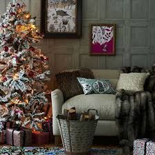 Country Decorations 33 Best Christmas Country Living Room Decorating Ideas Decoholic