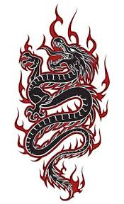 dragons tattoos clipart library hanslodge cliparts