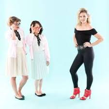 Pink Lady Halloween Costume Grease Group Halloween Costume Electrifying Grease