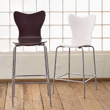 Bar Stool Chairs With Backs Scoop Back Bar Stool Counter Stool West Elm