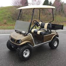 clubcarliftedalmond 2017 club car lifted plaza golf carts