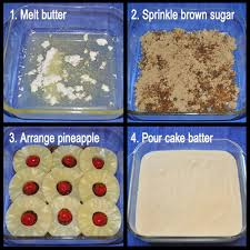 how to make upside down cake u2014 recipes hubs
