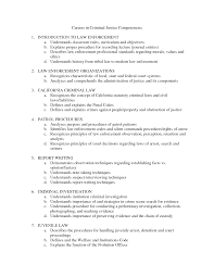 Resume Samples Law Enforcement by Objective For Law Enforcement Resume Resume For Your Job Application
