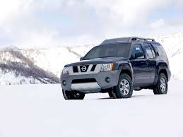 nissan pathfinder in snow nissan xterra 2005 pictures information u0026 specs