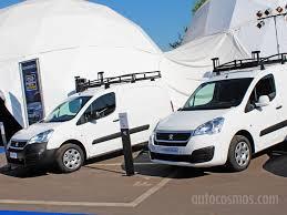 Nuevo Peugeot Partner 2016 Ya Está En Chile Autocosmos Com