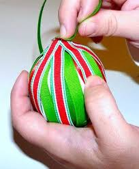 24 best chic ribbon christmas ornaments u0026 craft images on