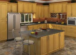 Pre Assembled Kitchen Cabinets Shaker Honey Pre Assembled Kitchen Cabinets The Rta Store