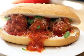 thanksgiving sub sandwich get your super bowl on homemade meatball sandwiches with