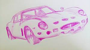 ferrari sketch ferrari 250 gto pencil sketch prateek rounak draw to drive