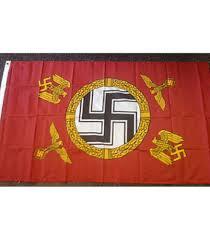 German Flag 1940 Ww2 German Fuhrer Standard
