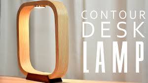 Diy Mini Desk Lamp Diy Contour Desk Lamp Youtube