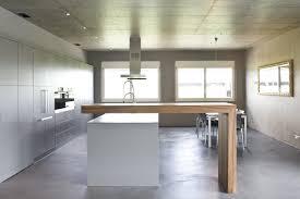 küche freistehend puristische küche schneider innenausbau ag