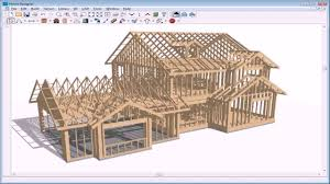 Wood Design Software Free by House Roof Design Software Free Youtube