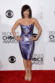 Delta Burke Cheryl Burke At 40th Annual People U0027s Choice Awards In Los Angeles
