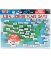 Usa License Plate Map by Usa License Plate Game Images