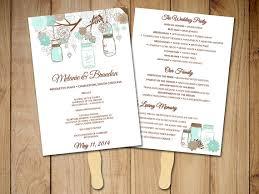 rustic wedding programs free rustic wedding program templates beneficialholdings info