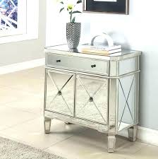 mirrored end table set mirrored end table incredible mirrored accent tables lovable side