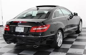 2010 mercedes e350 price 2010 used mercedes e350 coupe amg sport package navigation at