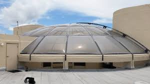 installing skylight dome