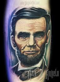 tattoo portraits on arm political tattoos 8 presidents tattoo com