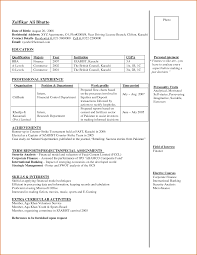 26 investment banking resume template using correct resume