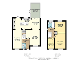 Hardwick Hall Floor Plan by 3 Bedroom Detached House For Sale In Merlin Avenue Bolsover