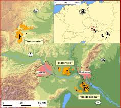 Genetic Map Of Europe by Genetic Structure Of The Threatened West Pannonian Population Of