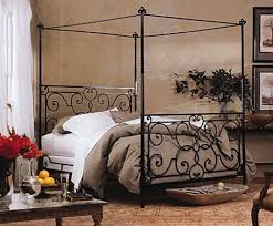 Iron Canopy Bed Frame Metal Canopy Bed Frame Replacement Parts U2014 Suntzu King Bed Metal