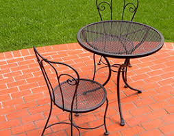 patio furniture repair how to fix your aluminum patio chairs