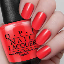the thrill of brazil nail lacquer opi
