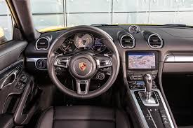porsche 917 interior twin test audi tt rs vs porsche 718 cayman s by car magazine