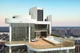 the 25m chateau beach penthouse becomes sunny isles u0027 2nd priciest