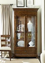 Dining Room Armoire by Hooker Furniture Dining Room Archivist Display Cabinet 5447 75908