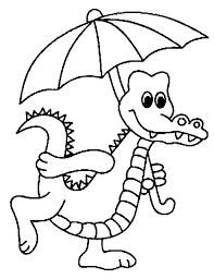 106 dessins de coloriage crocodile à imprimer sur LaGuerchecom  Page 5