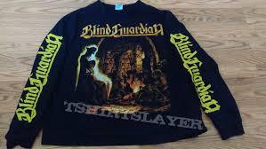 blind guardian sleeve tshirtslayer tshirt and battlejacket
