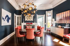 ideas for dining room walls furniture blue dining room of the best paints for your home curbed