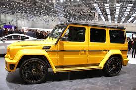 mansory cars die stärkste g klasse der welt von mansory mercedes benz cars