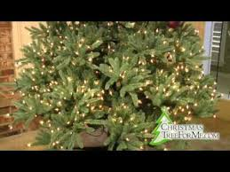 review of santa s own 7 5 carolina fraser realistic tree with